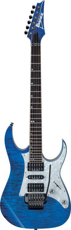 Ibanez Premium RG950QM - Cobalt Blue Surge image 1