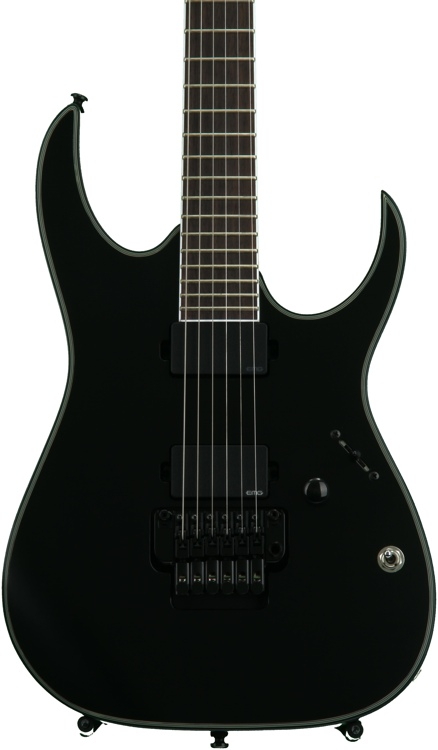 Ibanez RG Iron Label RGIR30BE - Black Flat image 1