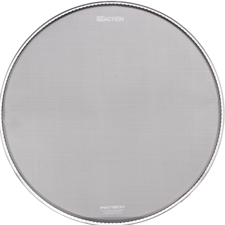 Pintech Reaction Series Mesh Bass Drumhead - 20