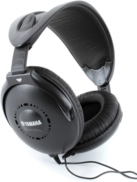Yamaha RH2C Circumaural Headphones - Closed image 1