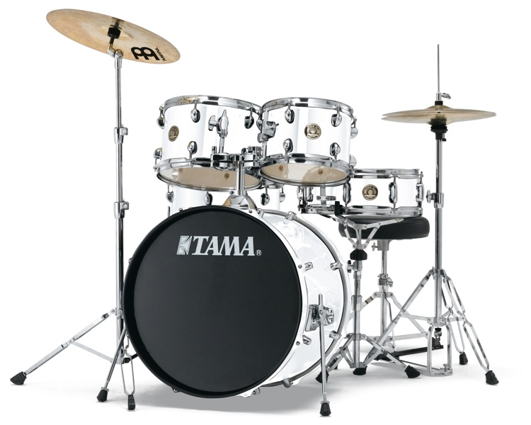 Tama Rhythm Mate - White image 1