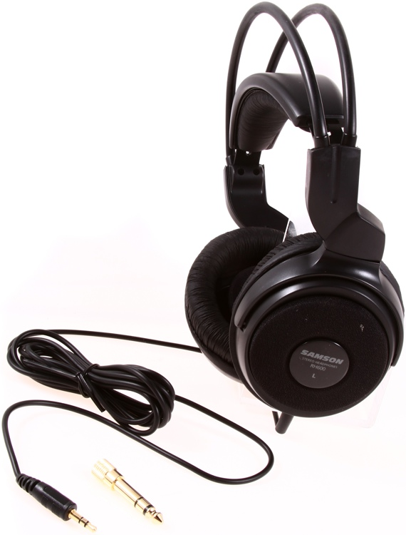 Samson RH600 Circumaural Reference Headphones - Open image 1