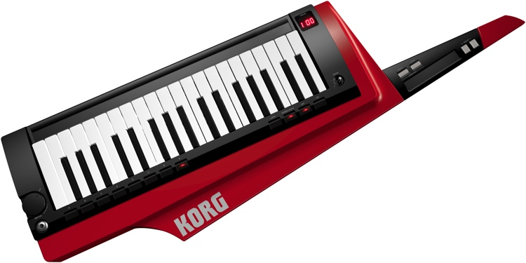 Korg RK-100S - Red image 1