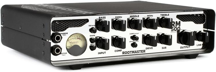 Ashdown Rootmaster RM500 500W Bass Head image 1