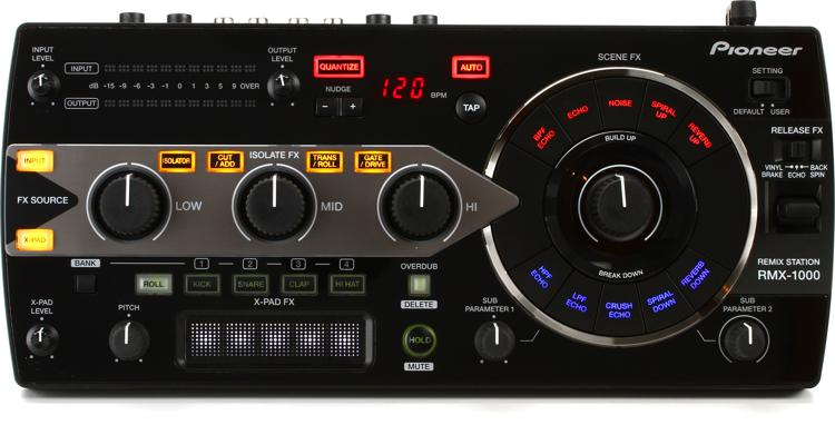 Pioneer DJ RMX-1000 Performance Effects System image 1