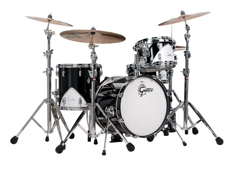 Gretsch Drums Renown \'57 4-piece Shell Pack - Motor City Onyx image 1