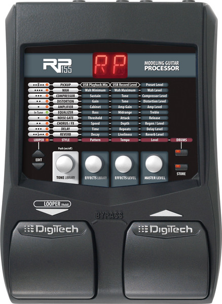 DigiTech RP155 image 1