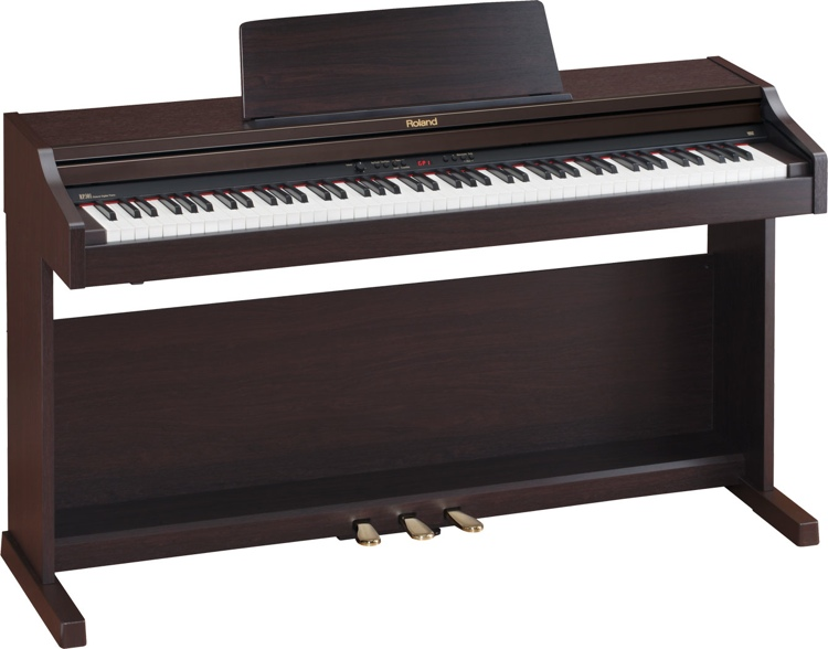 Roland RP-301 - Rosewood image 1