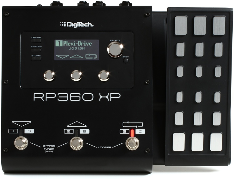 DigiTech RP360XP Multi-FX with Expression Pedal and USB image 1