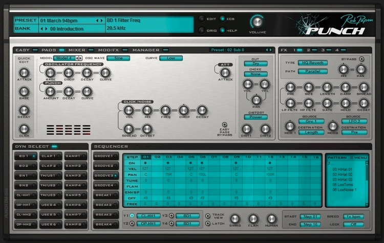 Rob Papen RP-Punch image 1