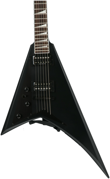 Jackson RRXT X Series Rhoads Left-handed - Satin Black image 1