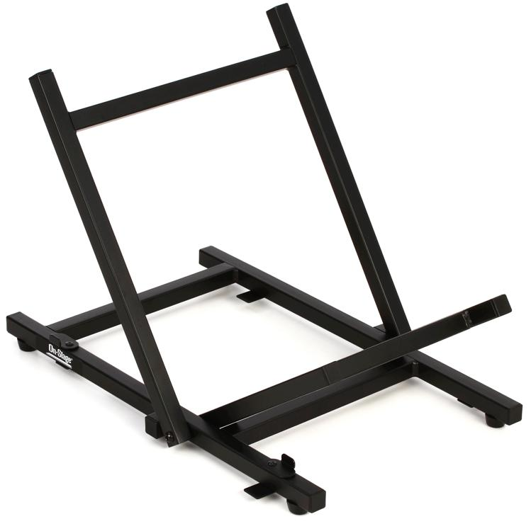 On-Stage Stands RS4000 Folding Amp Stand - Small - 100lbs Max image 1