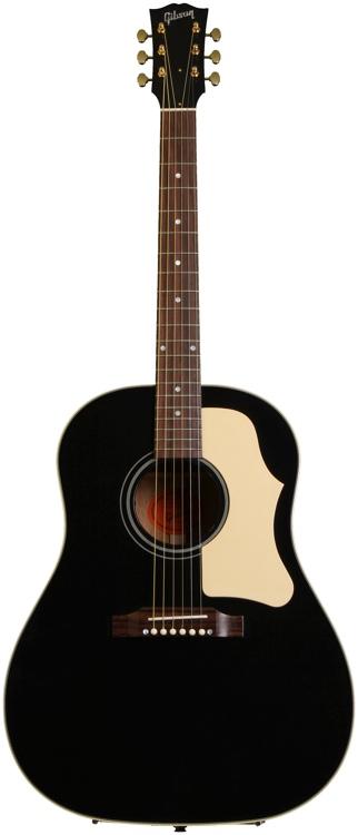 Gibson Acoustic 1960s J-45 - Ebony image 1