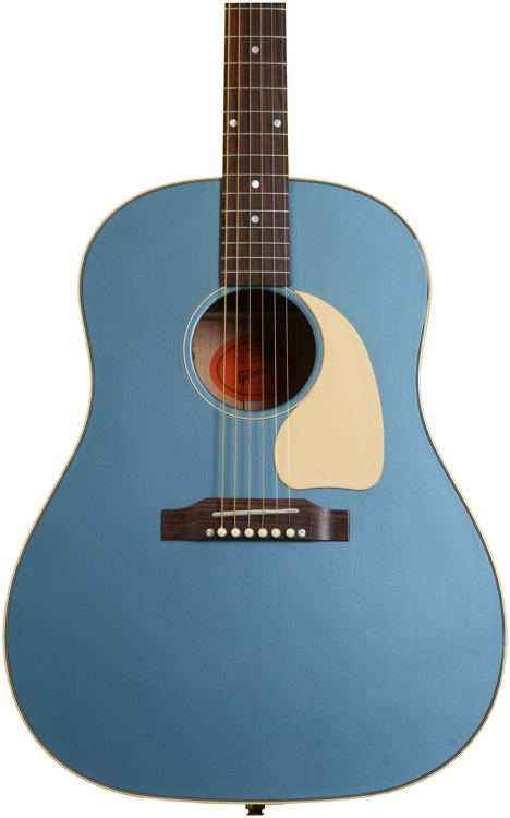 Gibson Acoustic J-45 Limited Edition - Pelham Blue image 1