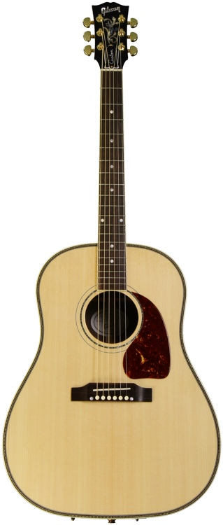 Gibson Acoustic J-45 - Custom Antique Natural image 1