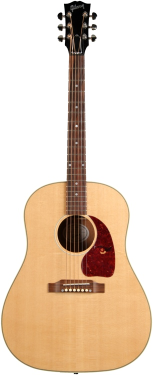 Gibson Acoustic J-45 - Standard Antique Natural image 1