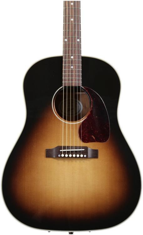 Gibson Acoustic J-45 Standard - Vintage Sunburst image 1