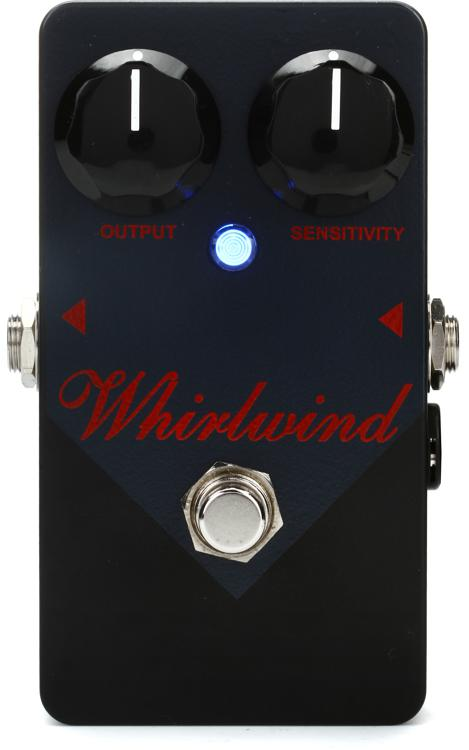 Whirlwind Rochester Series Red Box Compressor Pedal image 1