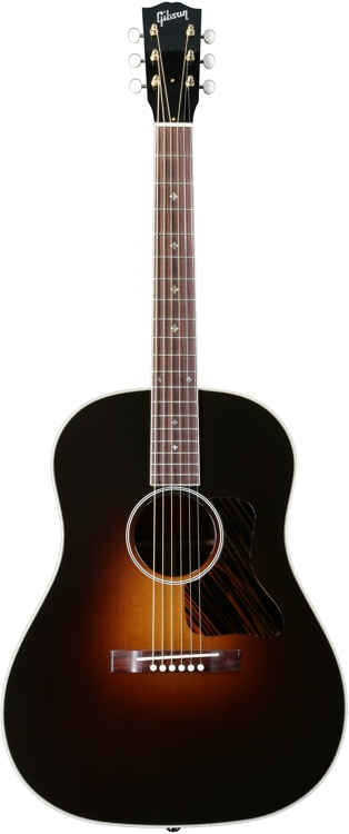 Gibson Acoustic Jackson Browne Signature Acoustic Electric - Dark Burst Lacquer, w/ Pickup image 1
