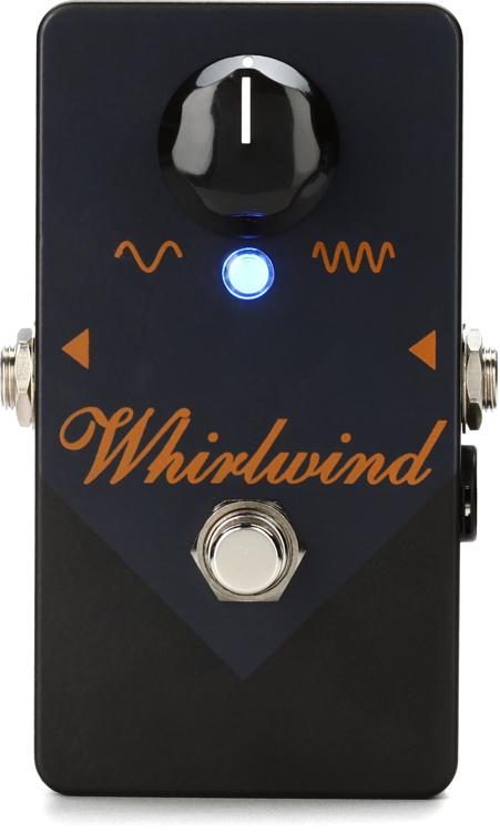 Whirlwind Rochester Series Orange Box Phaser Pedal image 1