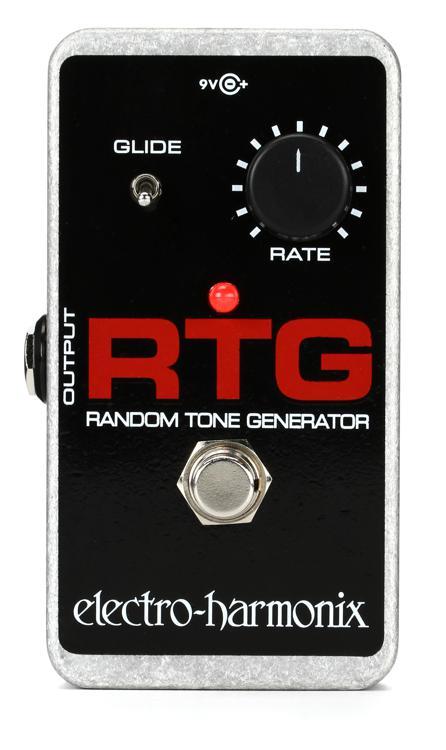 Electro-Harmonix RTG Random Tone Generator Pedal image 1