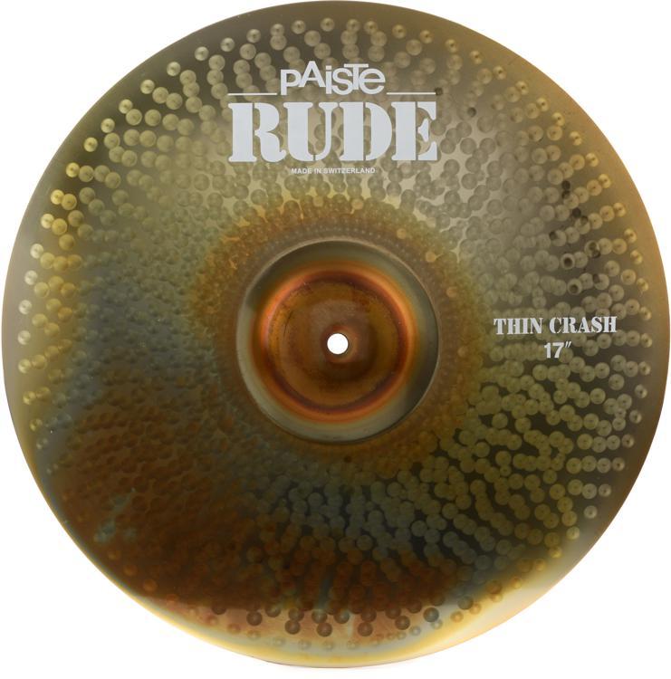 Paiste Rude Thin Crash - 17