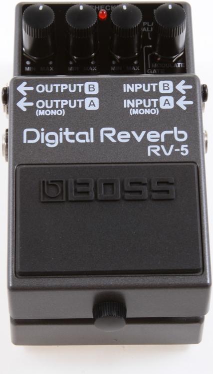 Boss RV-5 Digital Reverb Pedal image 1
