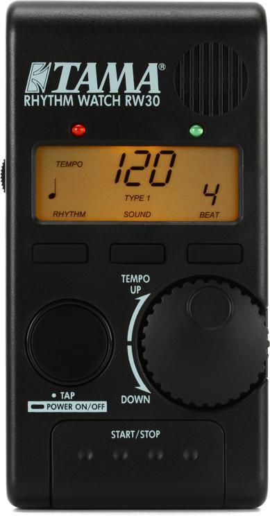 Tama RW30 Rhythm Watch Mini - Drummer\'s Metronome image 1