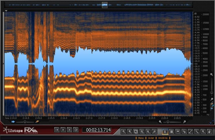 iZotope RX 2 Advanced image 1