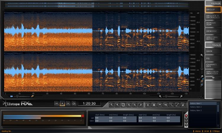 iZotope RX 2 - Academic Version image 1
