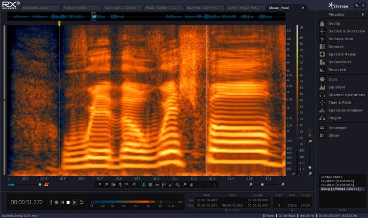 iZotope RX 3 Advanced Audio Repair Toolkit image 1