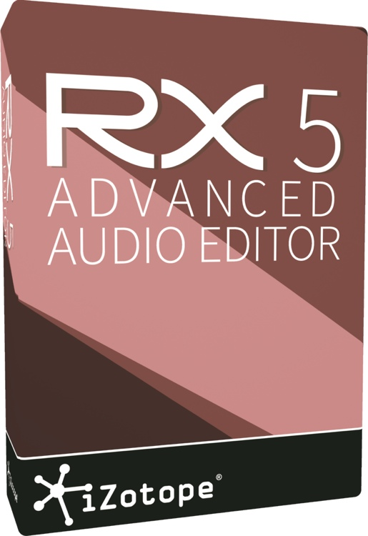 iZotope RX 5 Advanced Audio Editor - Upgrade from RX 1-4 Advanced image 1
