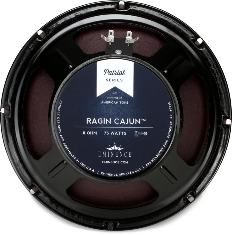 Eminence Ragin Cajun Patriot Series 10