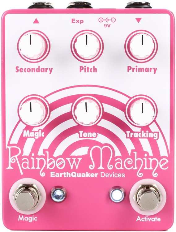 EarthQuaker Devices Rainbow Machine Polyphonic Pitch-shifting Modulator Pedal image 1