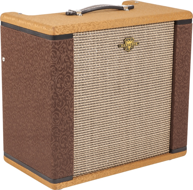 fender pawn shop ramparte 1x12 9 watt tube combo sweetwater. Black Bedroom Furniture Sets. Home Design Ideas