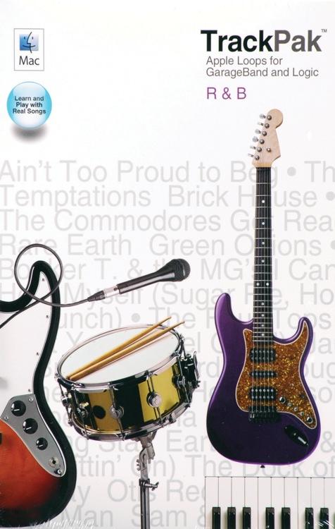 Hal Leonard R&B TrackPak image 1