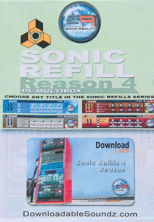 Sonic Reality Sonic ReFill Download image 1
