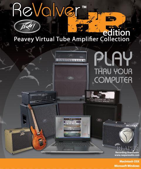 Peavey ReValver HP image 1