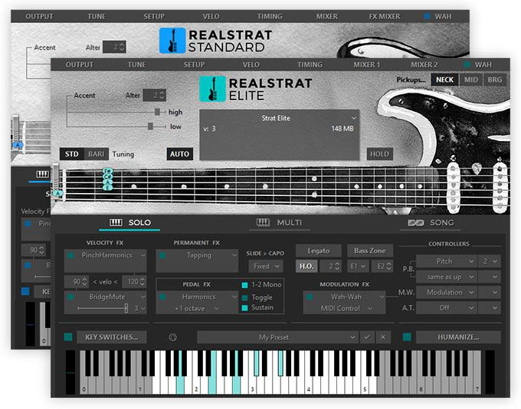 MusicLab RealStrat 4 image 1