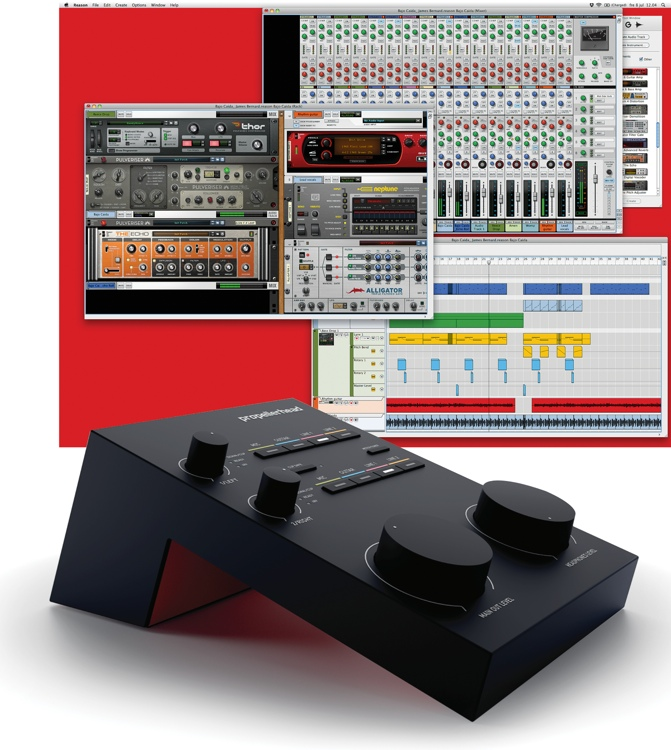 Propellerhead Balance with Reason image 1