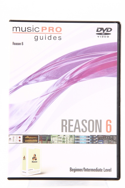 Music Pro Guides Reason 6 Beginner/Intermediate Level image 1