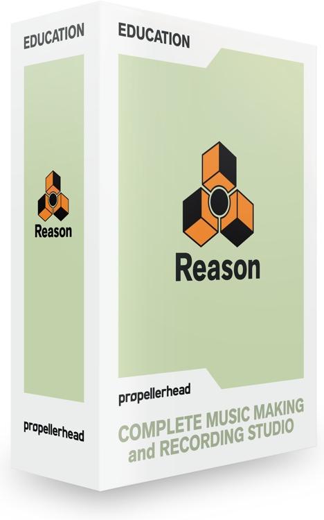 Propellerhead Reason 6 - Educational Edition - 10-user Network License image 1