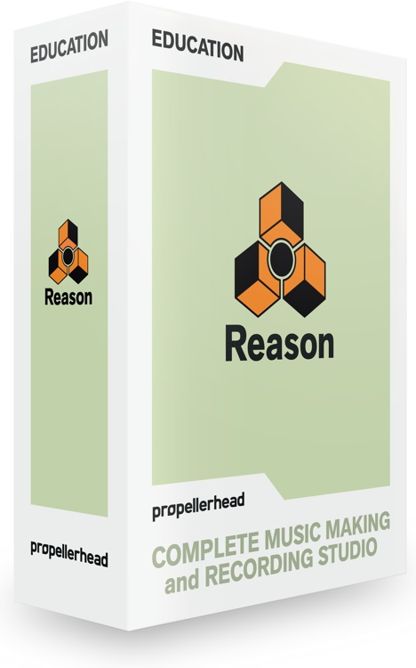 Propellerhead Reason 6 - Educational Edition - 5-user Network License image 1