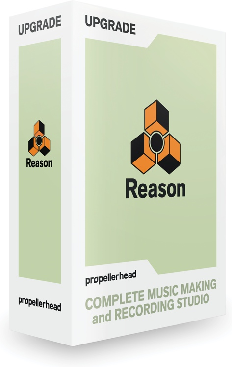 Propellerhead Reason 6.5 Upgrade - from Reason or Record image 1