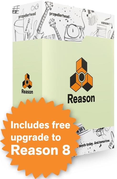 Propellerhead Reason 7 (boxed) image 1