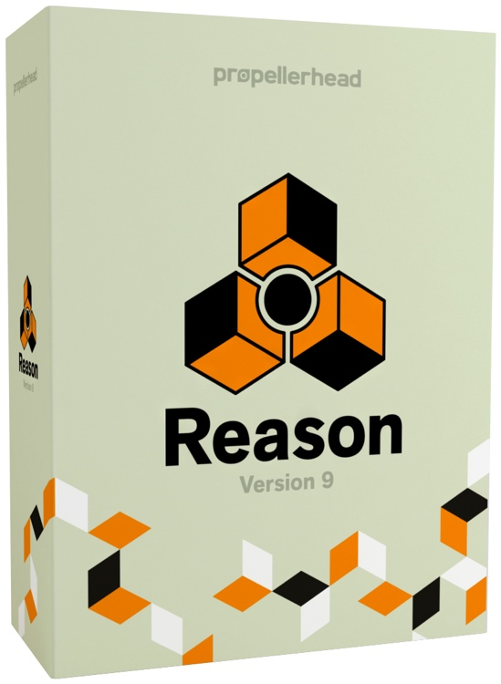 Propellerhead Reason 9 - Upgrade from Previous Versions of Reason (boxed) image 1
