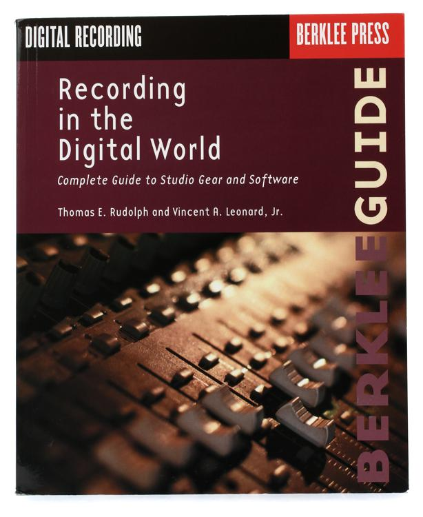 Berklee Press Recording in the Digital World image 1