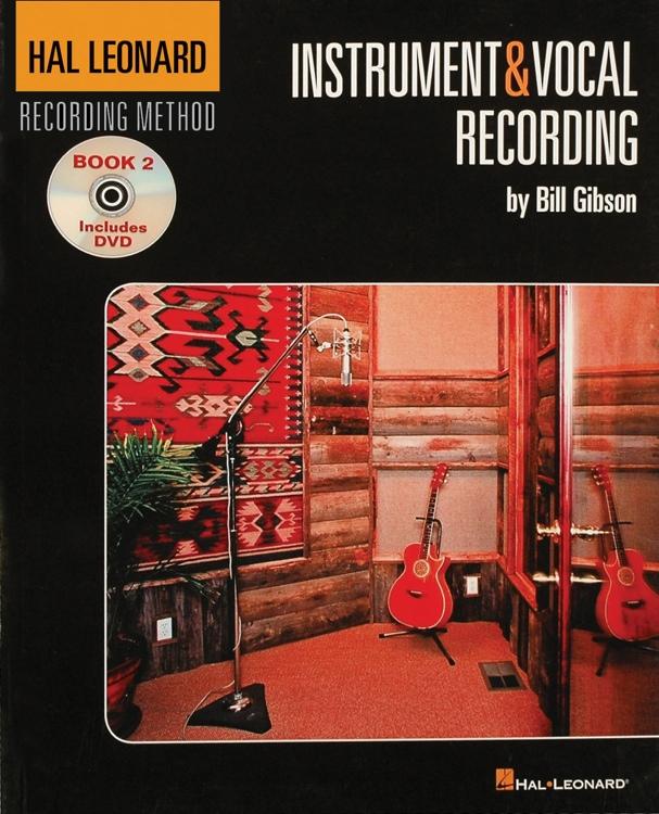 Hal Leonard Recording Method: Book Two - Instrument & Vocal Recording - Volume 2 image 1