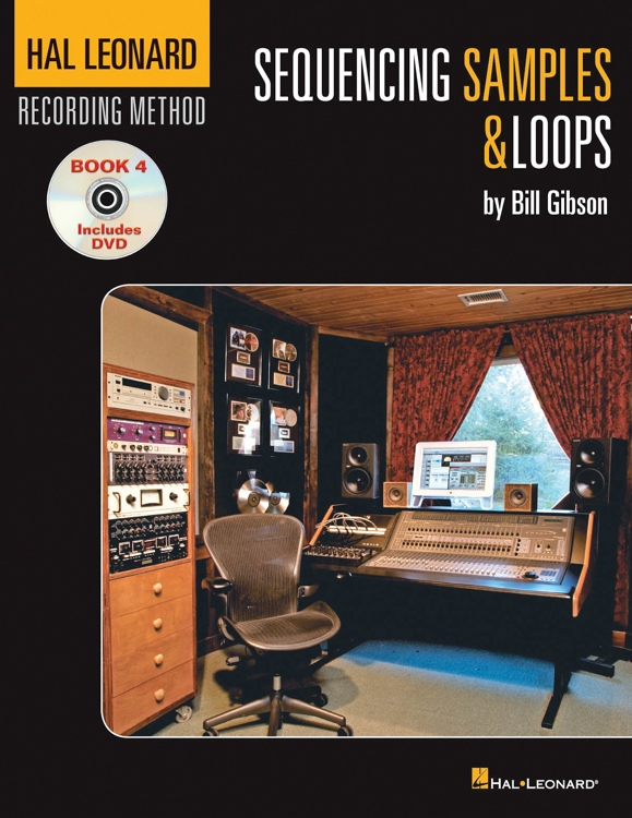 Hal Leonard Recording Method: Book Four - Samples & Loops - Volume 4 image 1