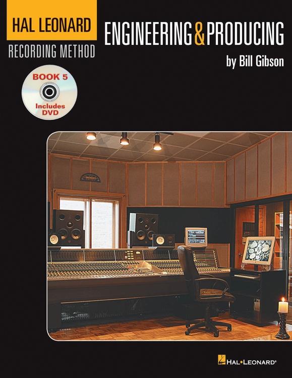 Hal Leonard Recording Method: Book Five - Engineering & Producing - Volume 5 image 1